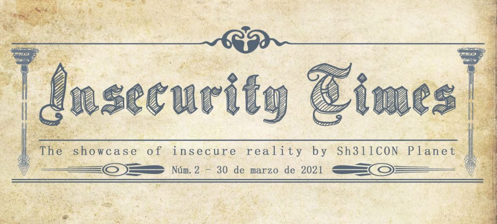 Insecurity Times – 02
