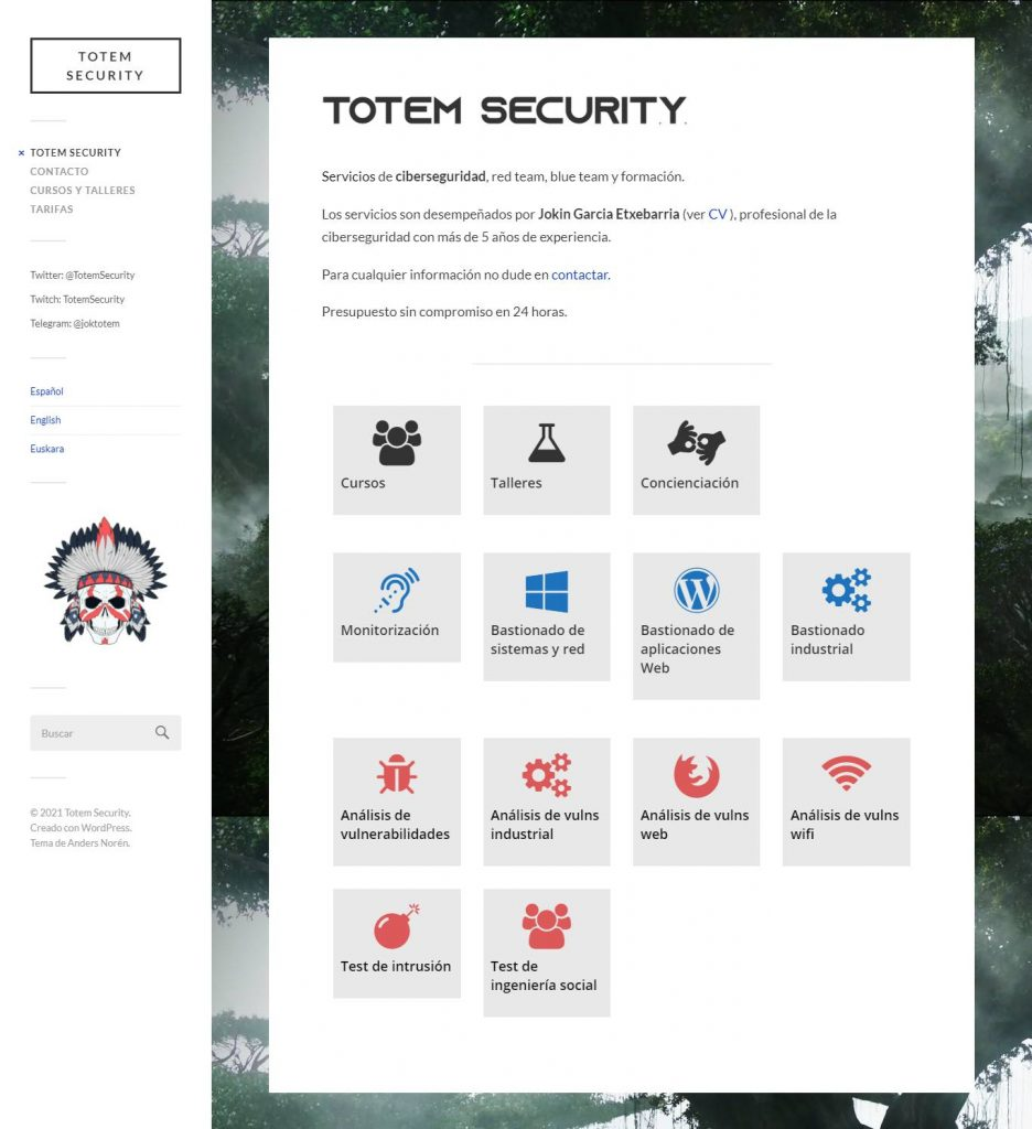 Insecurity Times – 02 – CTFs & Pivoting - totem_security